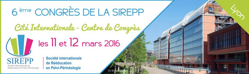 Bannière Congrès SIREPP LYON 2016